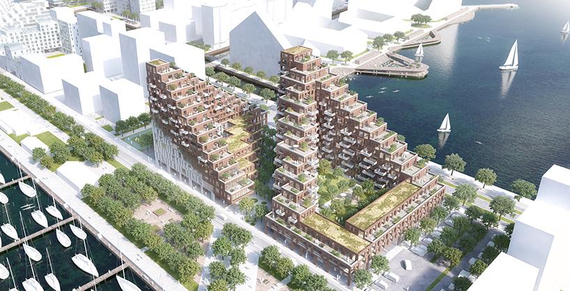 AART Architects To Build Nicolinehus Development In Aarhus