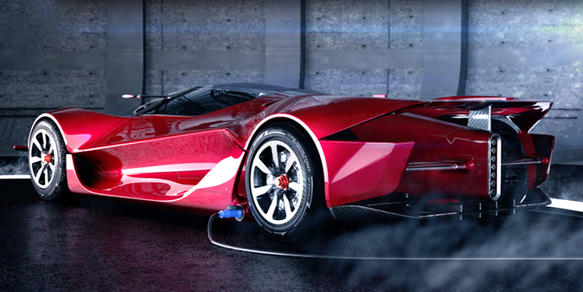 Dendrobium Electric Hypercar The 1500 Horsepower Vehicle