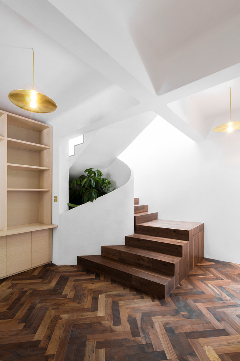 Zeller Amp Moye Transforms 1930s Townhouse Into Casa Verne