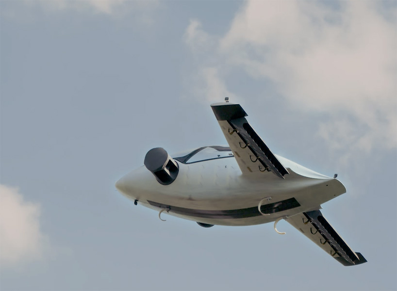 The Lilium Electric Aircraft Takes Its Maiden Flight