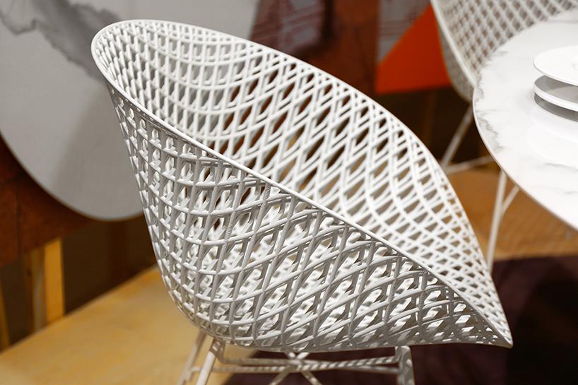 Tokujin Yoshioka Matrix Chair For Kartell