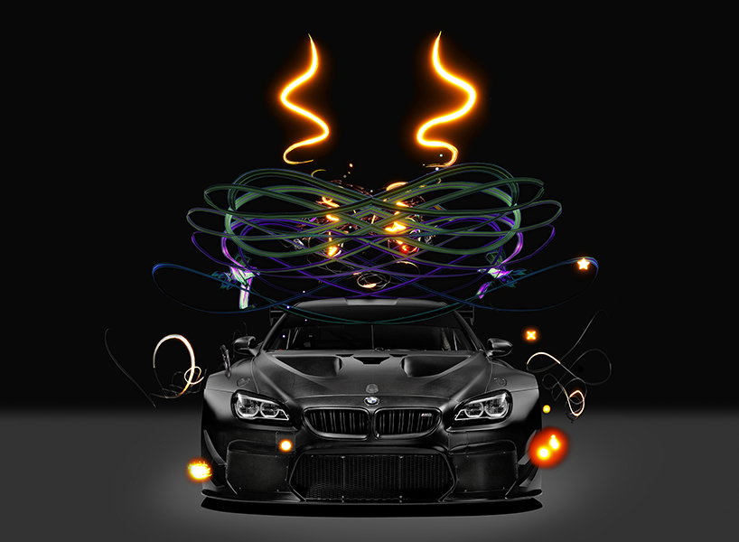 Cao Fei S Bmw Art Car 18 Spotlights Chinese Culture Through Vr