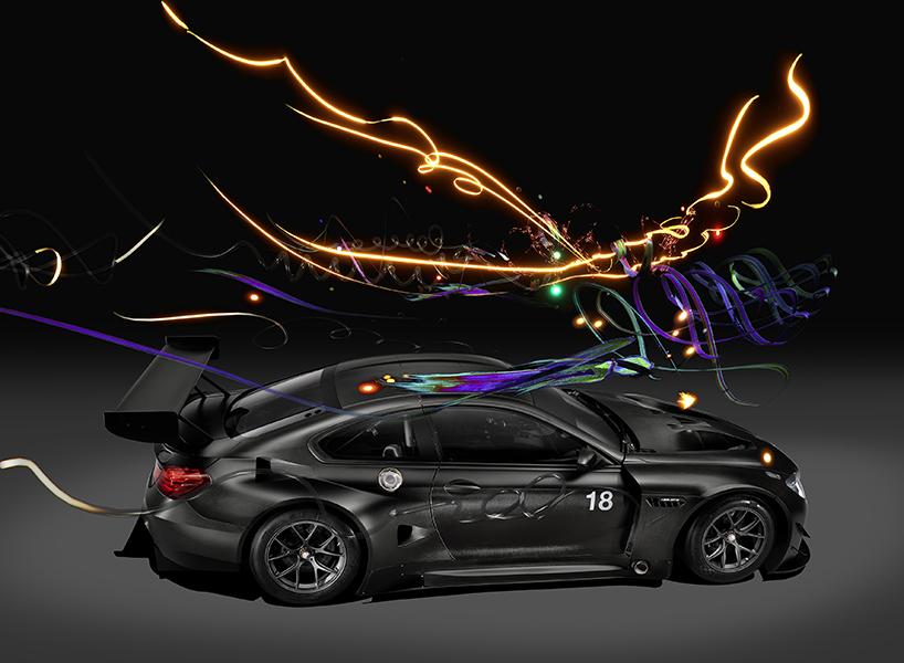 Cao Feis BMW Art Car 18 Spotlights Chinese Culture Through VR