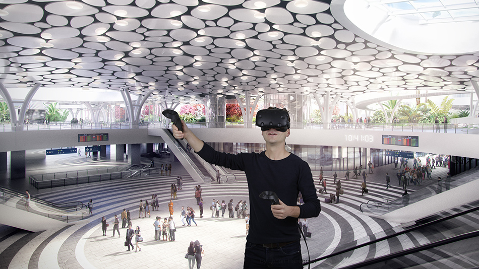 Virtual Reality Offers Mecanoo A New Way Of Designing