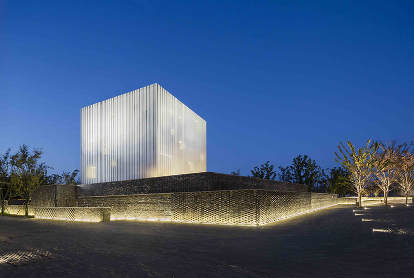 Neri Amp Hu Completes Suzhou Chapel As A Floating White Box