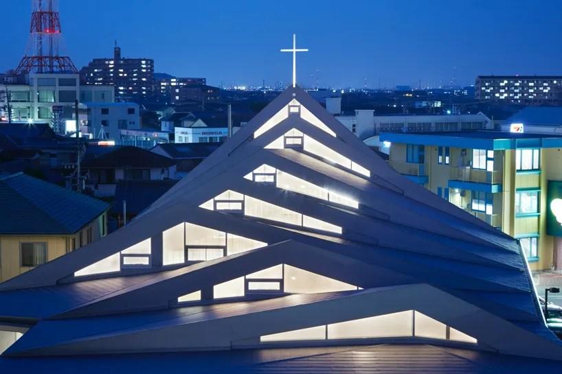 Église catholique alphaville suzuka