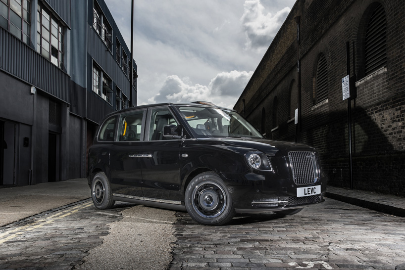 London Electric Vehicle Company Unveiled As It Presents