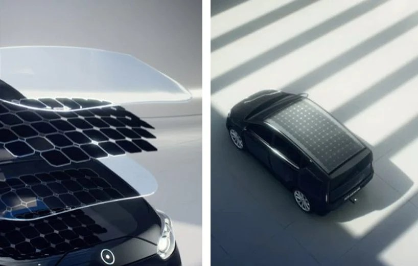 Sono Motors Unveils Solar And Battery Powered Electric Car