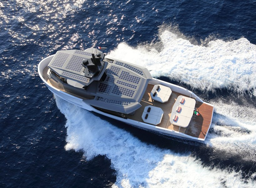 Arcadia Yachts Sherpa Is An Award Winning Solar Powered Boat