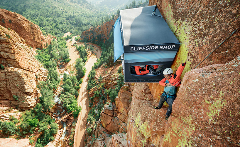 cliffside shop