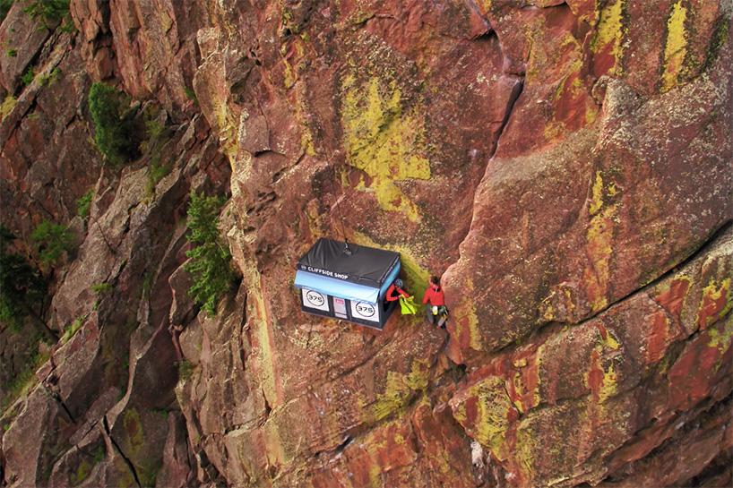 cliffside shop