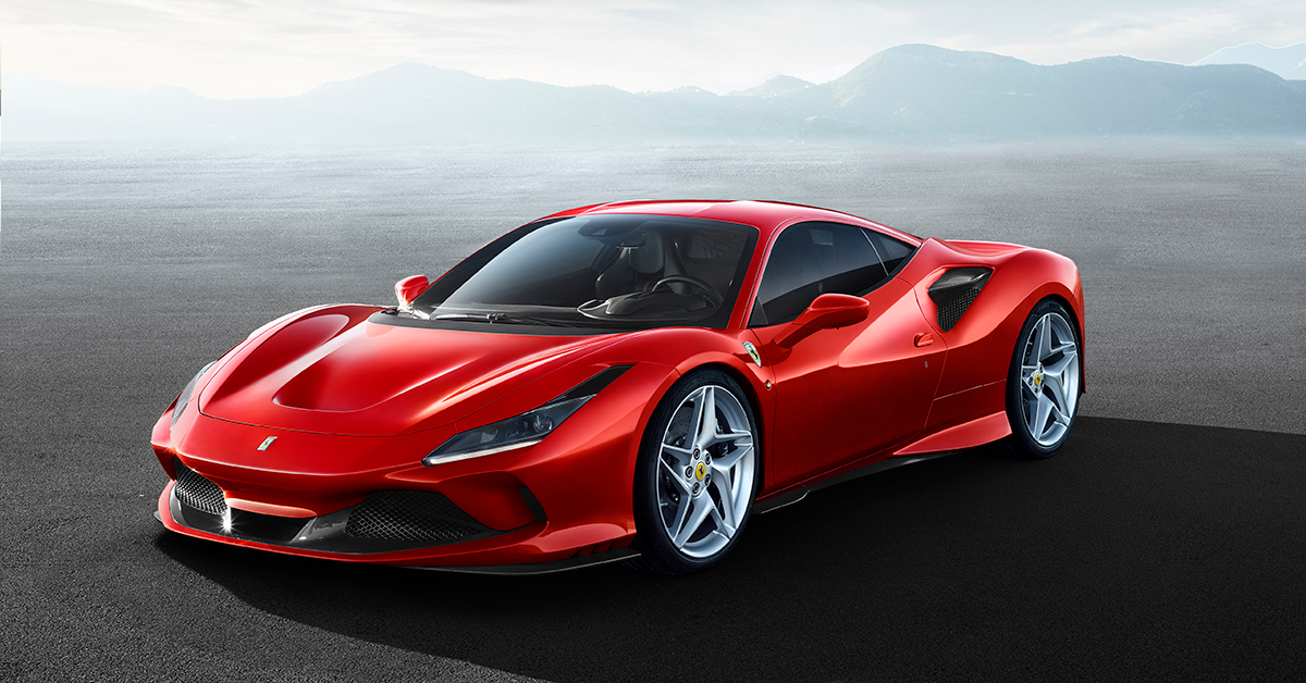 Ferrari F8 Tributo Is Their Most Powerful Production Car