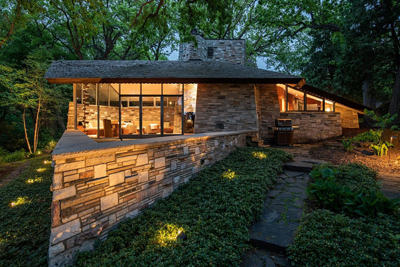Frank Lloyd Wright S Neils House In Minneapolis On Sale For 2 75m