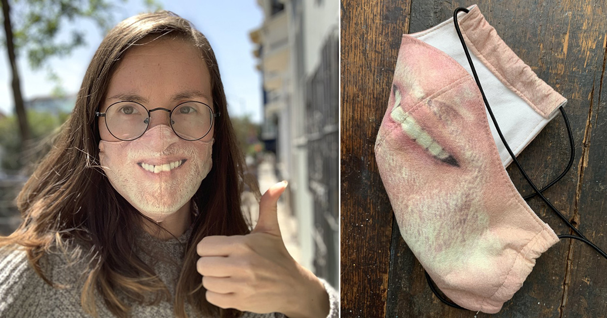 Maskalike Lets You Get A Mask With A Person S Face On It Or Not