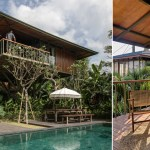 Alexis Dornier S Stilt Studios Elevates Prefab Treehouse C Off The Ground In Bali Search By Muzli