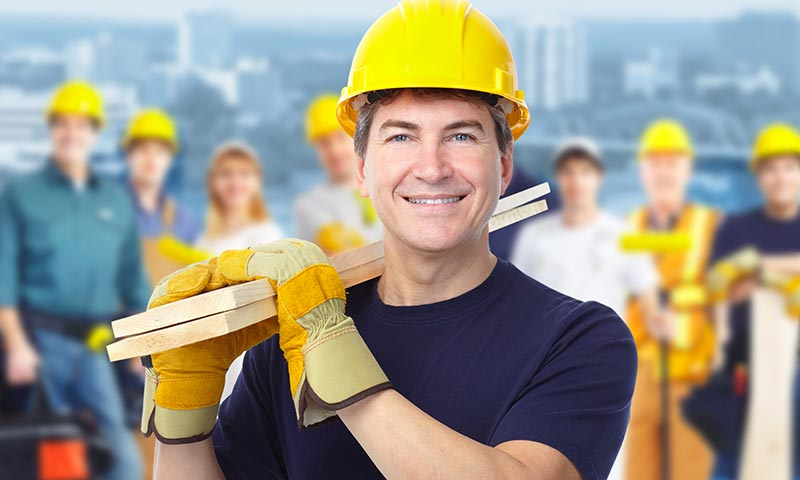 What Percentage Do Home Improvement Contractors Make On A Job