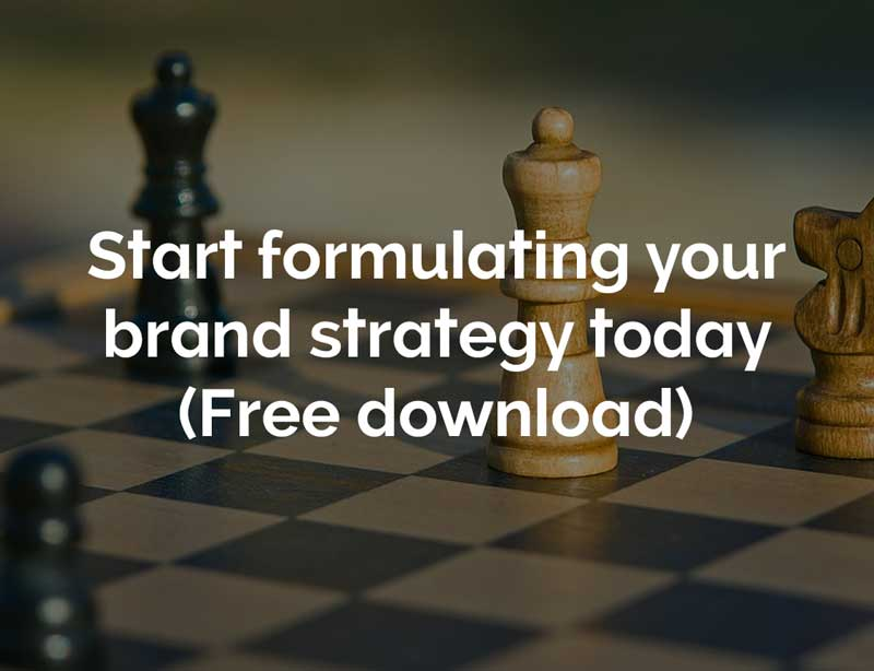 Free Tool To Start Your Brand Strategy Today