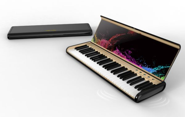 Beyond Silence Digital Piano