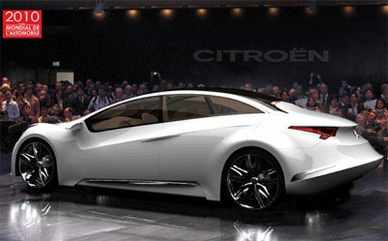 citroen c7 concept 4