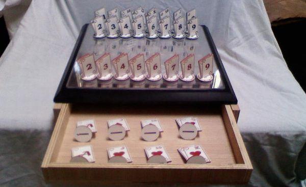 Customizable Chess set
