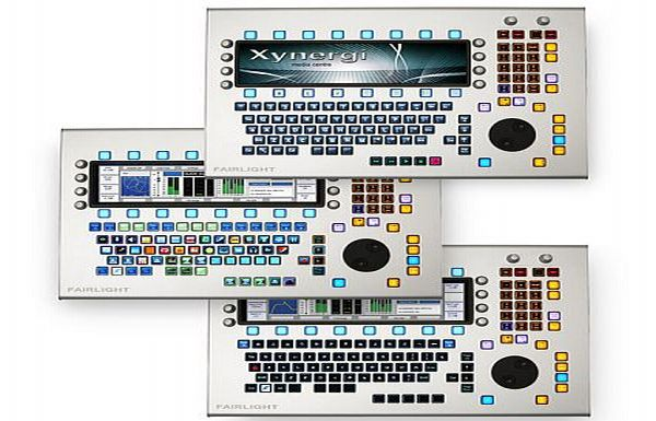 Fairlight Keyboard