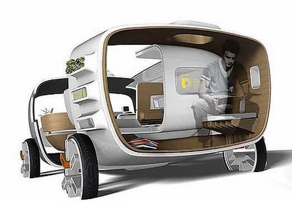 Modern family car