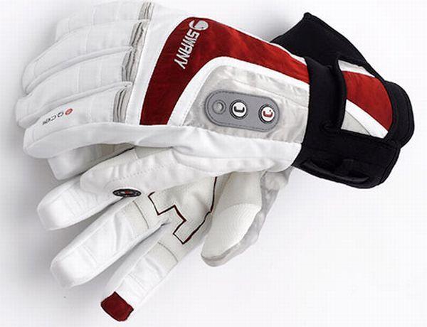 GX-1 Bluetooth Skiing Gloves