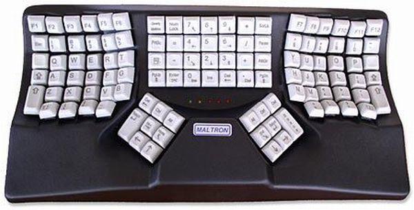 Maltron Keyboard