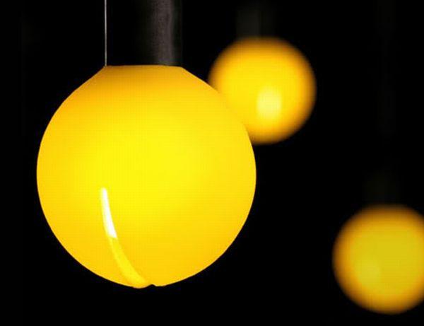 Pac-Man Lampshade