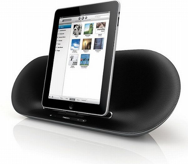 Philips Fidelio DS8550 iPad speaker dock