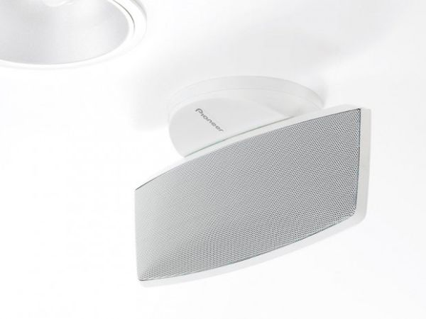 Pioneer sound wing