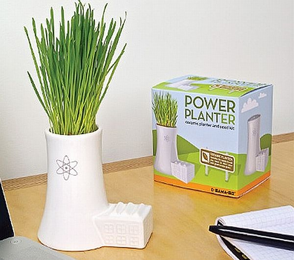 Power Planter