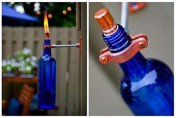 Stylish Outdoor Torches