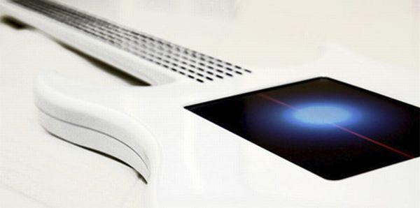 Touchscreen Guitar