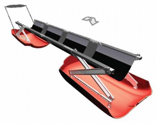 vite collapsible snow stretcher 3