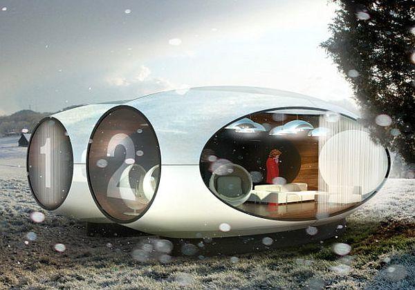 Xpod - Temporary Housing