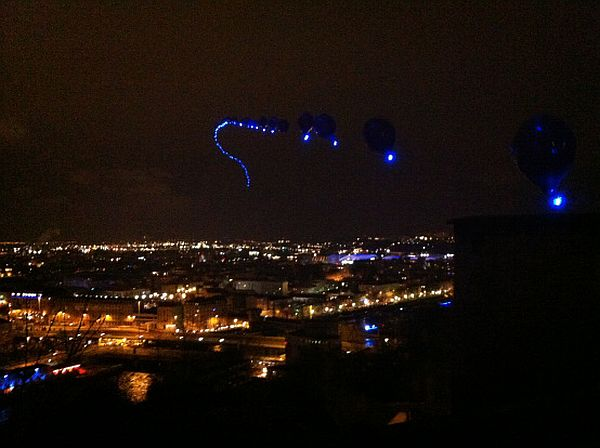 The Balloon Chain