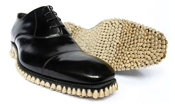 Denture Boots from Dare to Look