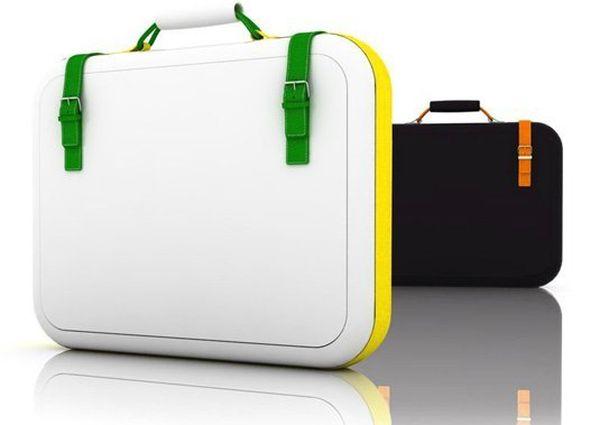 BRIEFCeramicASE Briefcase Concept