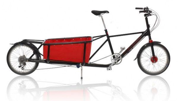 8 Freight Cargo Bike