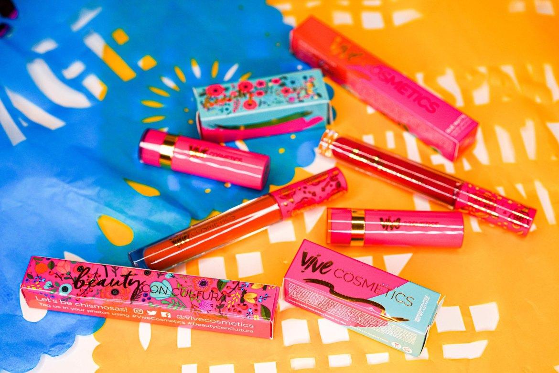 Vive Cosmetics Lipsticks