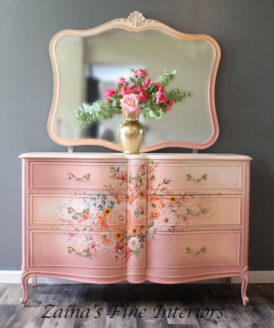 21 Furniture transfer ideas that you can do too. Take your furniture makeover to the next level with these amazing furniture transfrers