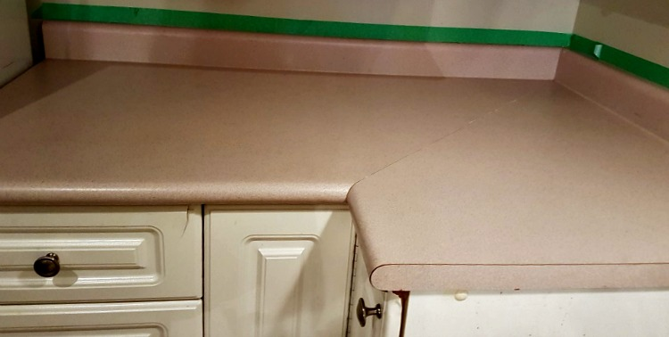 kitchen counter redo|paint your kitchen counters