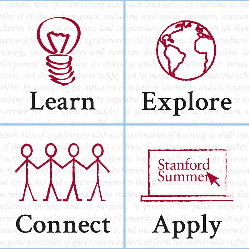 Stanford Summer Session Poster