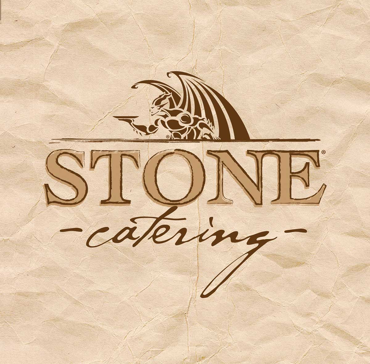Stone Catering Brochure
