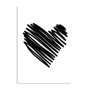 Heart-Wit-blank