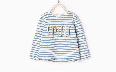 Lente mode kids: Zara Mini