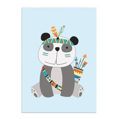 Tribal-Panda-A3-3
