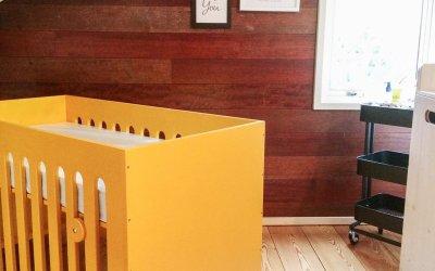 De babykamer is af + Babykamer Ideeën