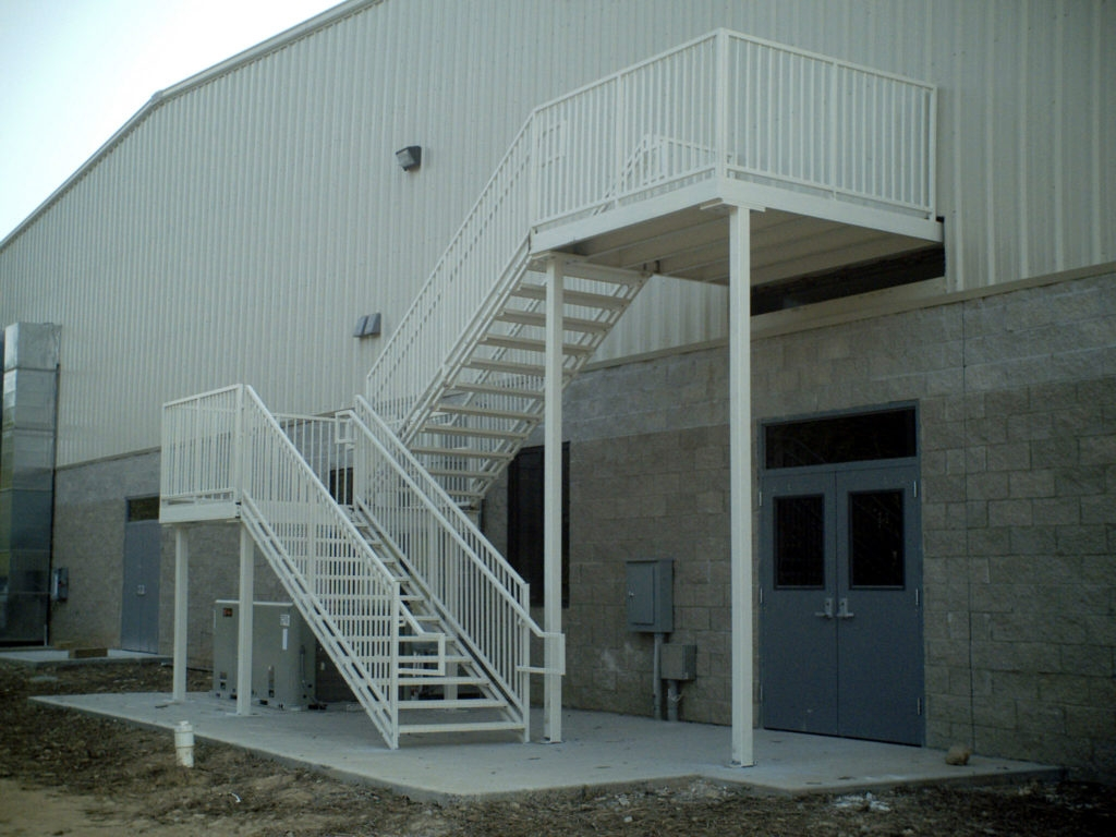 Modular Mezzanine Structures And Stairs Design Components | Structural Steel Stair Design | Steel Construction | 4 Column Steel | Detailing | Steel Staircase | Small Space